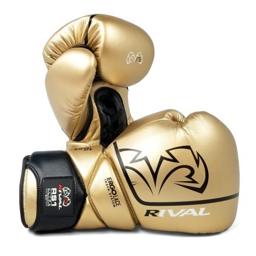 Rival RS1 Ultra Sparring Gloves 2.0 Gold
