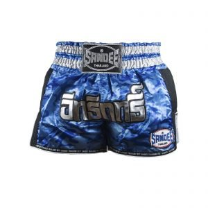 Sandee Supernatural Power Shorts Blue Carbon Silver Black