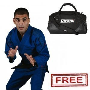 Tatami Estilo 6.0 BJJ Gi in Blue and Navy