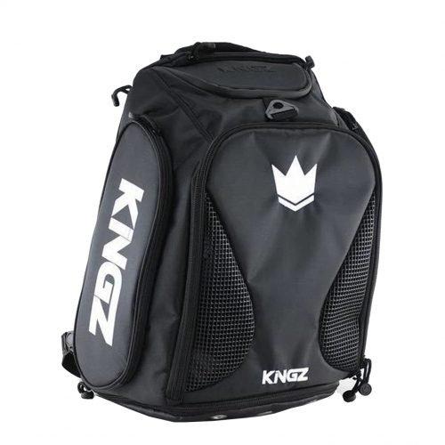 Kingz Large Convertible Training Bag 2.0 Black