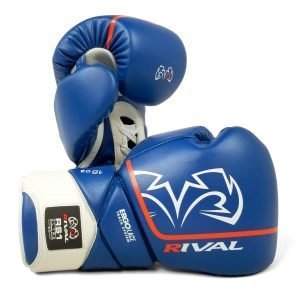 Rival RS1 Ultra Sparring Gloves 2.0 Blue