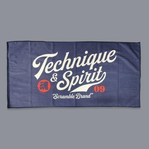 Scramble Brand Microfibre Waffle Towel - Technique and Spirit