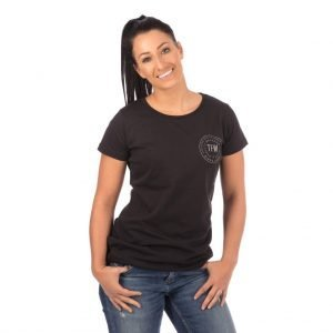 Tatami Ladies Iconic T-Shirt Black