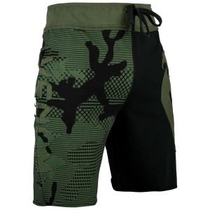Venum Assault Cotton Shorts Khaki Black