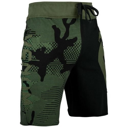 Venum Assault Cotton Shorts Khaki Black