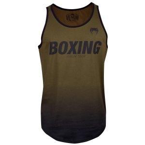 Venum Boxing VT Tank Top Khaki Black