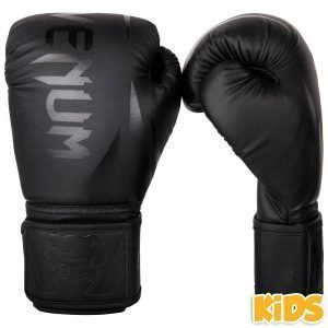 Venum Challenger 2.0 Kids Boxing Gloves Black Black
