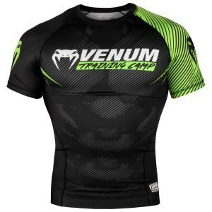 Venum Training Camp 2.0 Rash Guard Short Sleeve