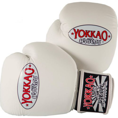 Yokkao Matrix Boxing Gloves White