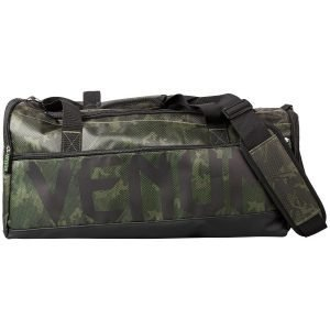 Venum Sparring Sport Bag Green Camo