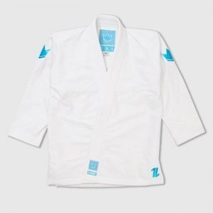 Kingz The One Ladies BJJ Gi White