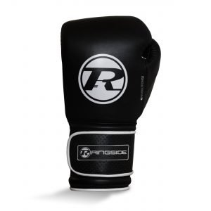 Ringside Revolution G2 Super Pro Spar Glove Strap Black White