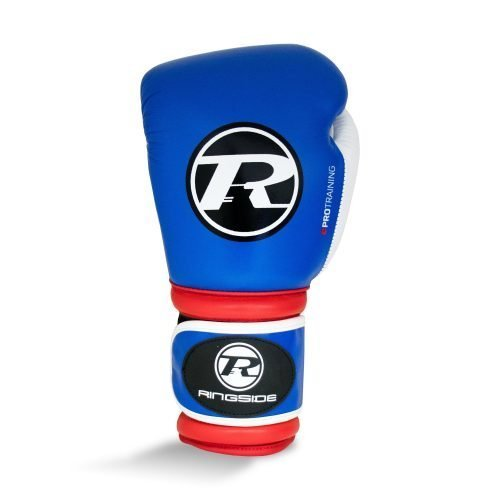 Ringside Pro Training Glove G1 Blue White Red
