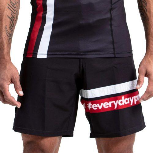 STORM X EVERYDAY PORRADA Limited Edition Board Shorts Black