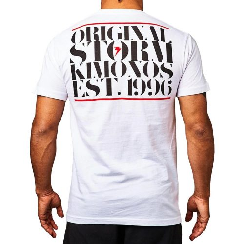 Storm OG 2 T-Shirt White