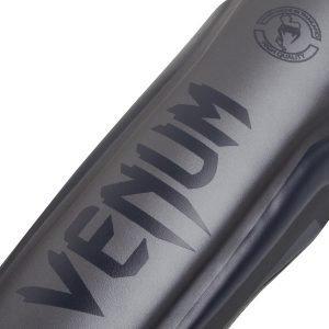 Venum Elite Standup Shin Guards Grey
