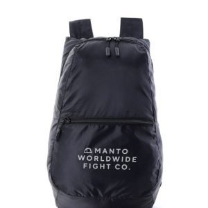 Manto Packable Backpack Black