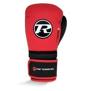 Ringside Workout Series Glove Red Black White