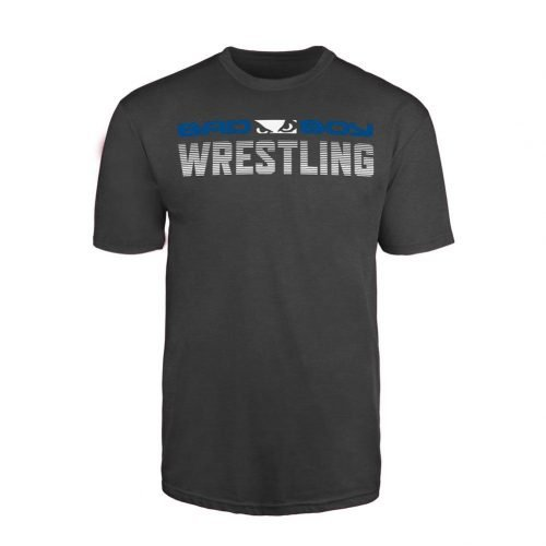 Bad Boy Wrestling Discipline T-Shirt