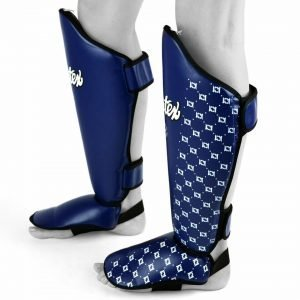 Fairtex Shin Guards SP5 Blue