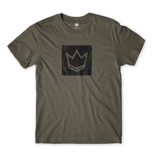 Kingz Stamp V2 Tee Military Green