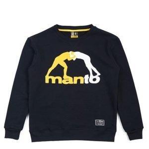 Manto Sweatshirt Classic 2.0 Black