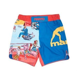 Manto Fight Shorts Gym