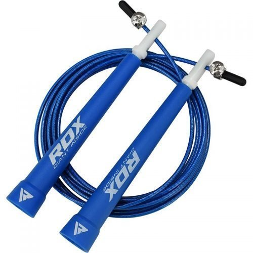 RDX C9 Adjustable Skipping Rope Blue
