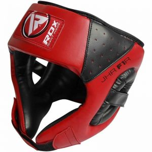 RDX F1 Kids Open Face Head Guard