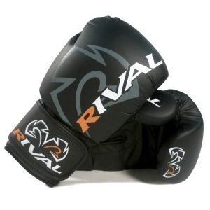 Rival RB4 Econo Bag Gloves Black
