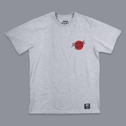 Scramble Bad at Life T-Shirt Grey