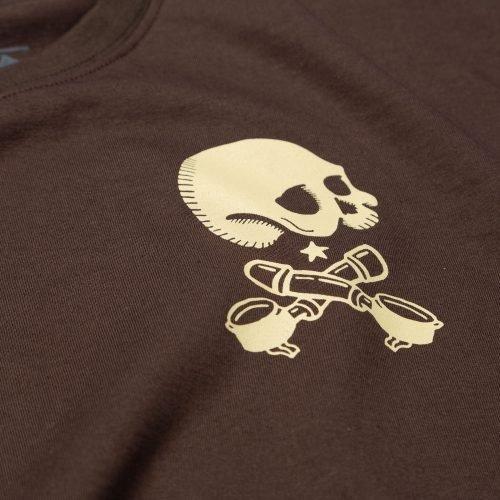 Scramble Coffee then Chokes T-Shirt