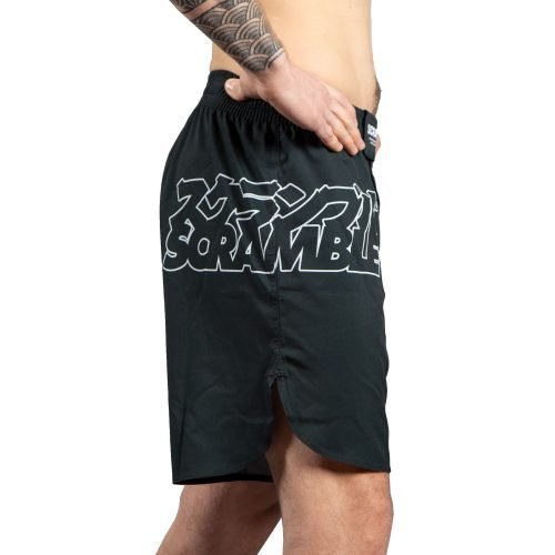 Scramble Core Shorts Black