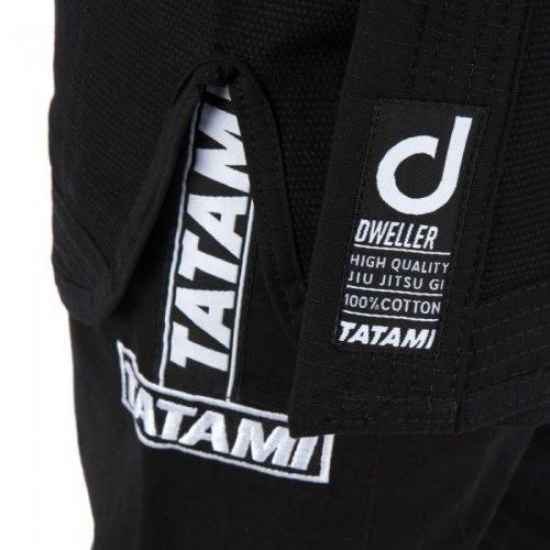 Tatami Kids Dweller BJJ Gi Black