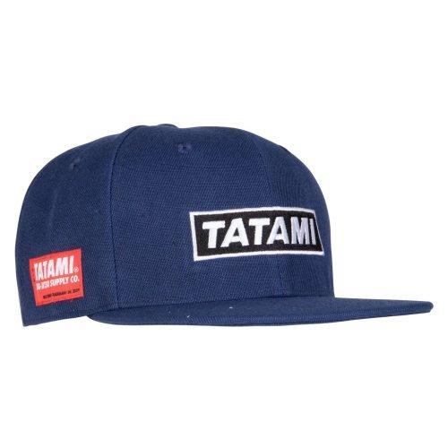 Tatami Dweller Snapback Navy