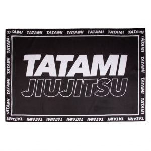Tatami Dweller Gym Towel Black