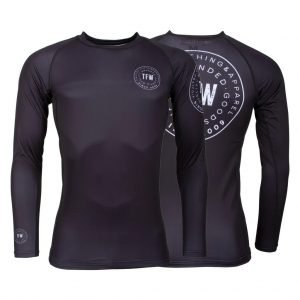 Tatami Iconic Rash Guard Long Sleeve