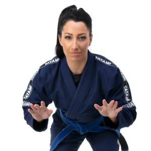 Tatami Ladies Dweller BJJ Gi Navy