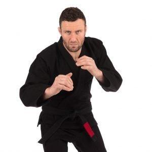 Tatami Stealth BJJ Gi Black