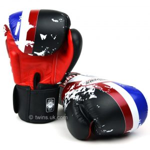 Twins FBGVL3-44TH Boxing Gloves Thai Flag