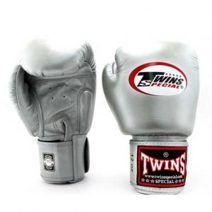 Twins Boxing Gloves BGVL3 Silver