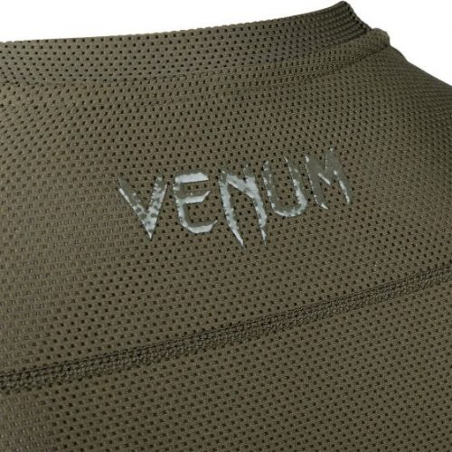 Venum G-Fit Rash Guard Short Sleeve Khaki