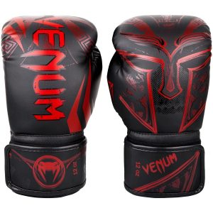 Venum Gladiator 3.0 Boxing Gloves Black Red