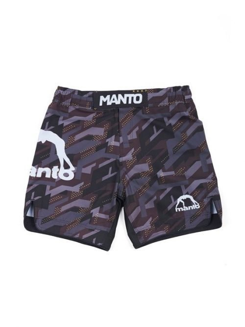 Manto Fight Shorts Tactic