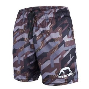 Manto Mesh Fight Shorts Tactic