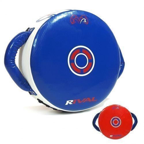 Rival RPS7 Fitness Plus Punch Shield Blue Red White