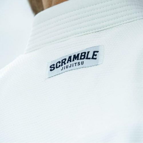 Scramble Standard Issue Gi 2020 White