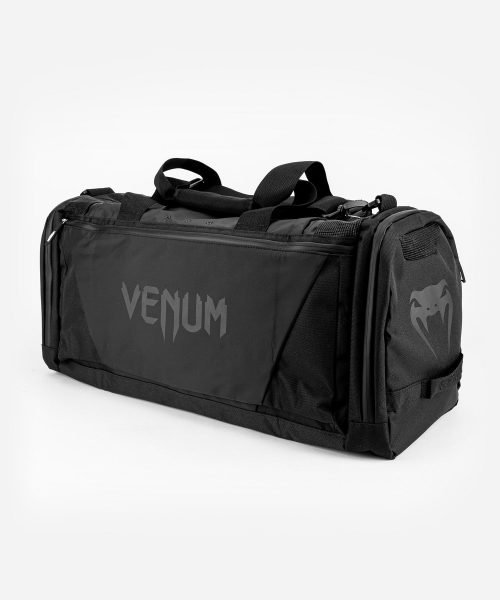 Venum Trainer Lite Evo Sports Bag Black Black