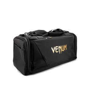 Venum Trainer Lite Evo Sports Bag Black Gold