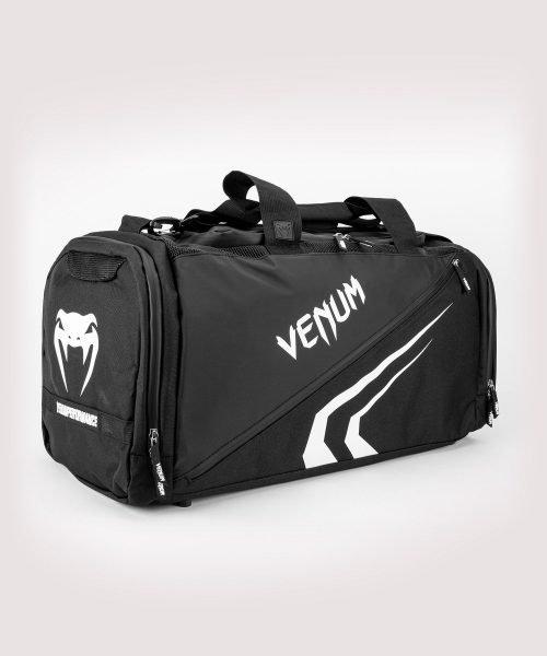 Venum Trainer Lite Evo Sports Bag Black White